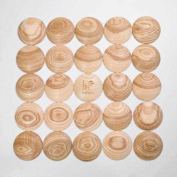 barefu DOTS active - ash wood special sets
