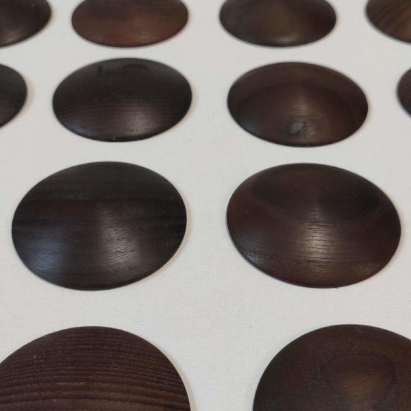 DOTS chocolade love - štýlová barefoot podlaha pre zdravé chodidlá