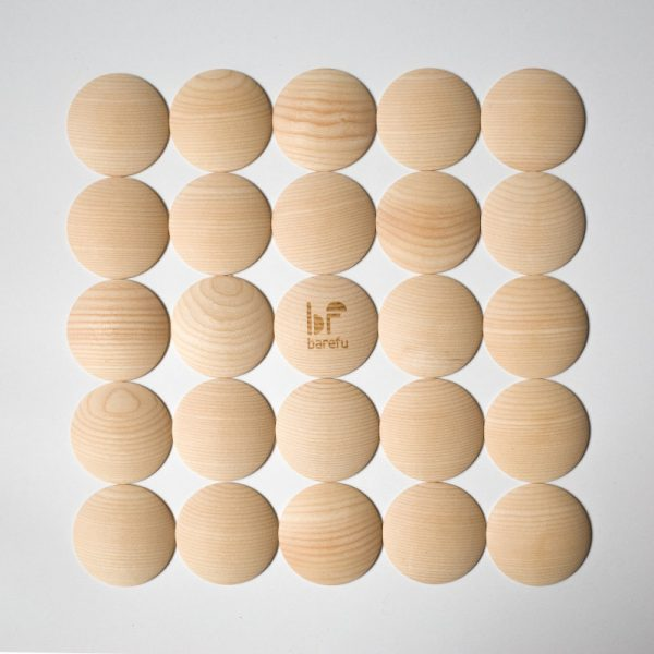 DOTS natural - design barefoot floor for healthy feet