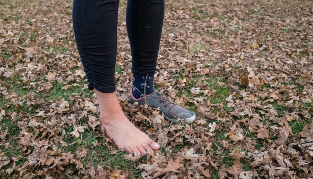 real barefoot vs. barefoot shoes
