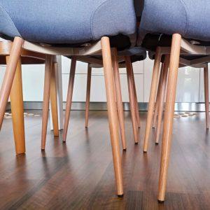 DOTS static - štýlová barefoot podlaha v kuchyni pre zdravé chodidlá