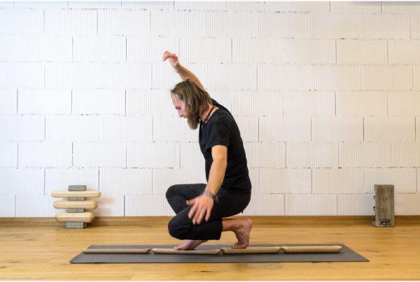 POLienka sú balančné prvky vhodné na jednotlivé cvičenie, napríklad na vytvorenie domáceho slack linu